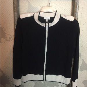 St. John Sport Santana knit jacket m euc